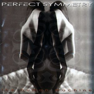 Perfect Symmetry - The Human Machine cover art