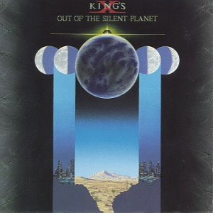 King's X - Out of the Silent Planet cover art