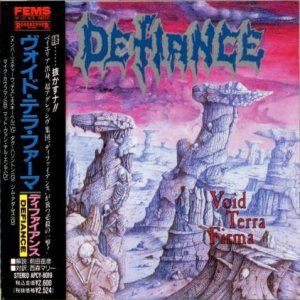 Defiance - Void Terra Firma cover art
