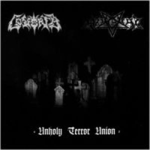 Gosforth / Azaghal - Unholy Terror Union cover art
