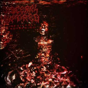 Visceral Hatred - Inevitable Suffering cover art