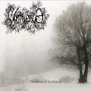 Worthless Life - Paradox of Sadness cover art