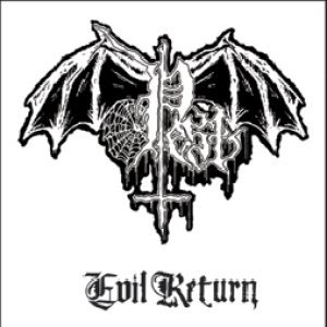 Pest - Evil Return cover art