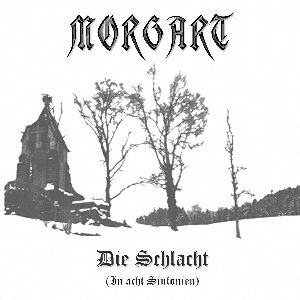 Morgart - Die Schlacht (In Acht Sinfonien) cover art