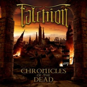 Falchion - Chronicles of the Dead cover art