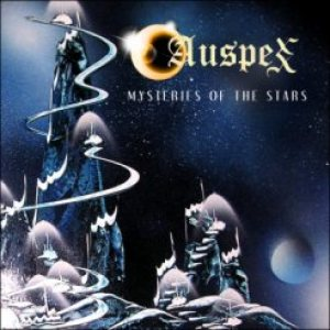 Auspex - Mysteries of the Stars cover art