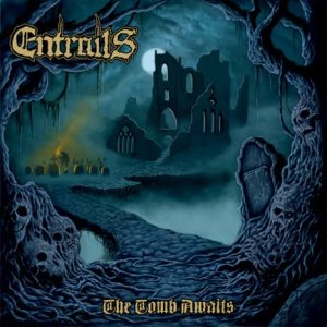 Entrails - The Tomb Awaits cover art