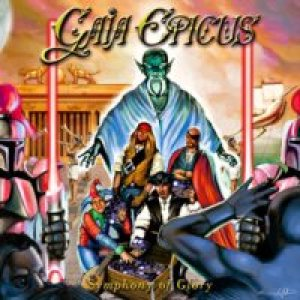 Gaia Epicus - Symphony of Glory cover art