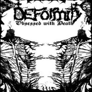 Deformity - Obsessed with Death cover art