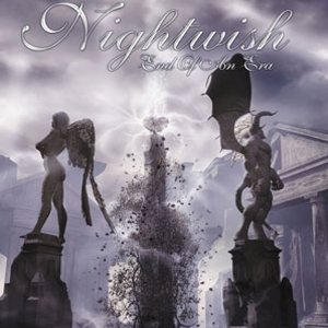 Nightwish - End of an Era cover art