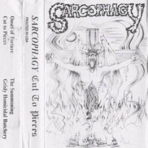 Sarcophagy - Cut to Pieces cover art