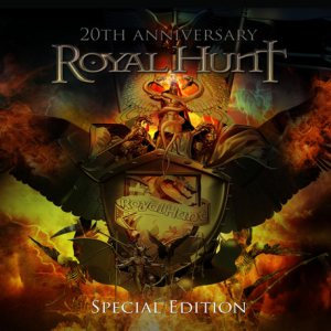 Royal Hunt - 20th Anniversary - Special Edition cover art