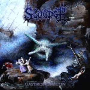 Slugdge - Gastronomicon cover art
