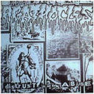 Agathocles - Distrust and Abuse cover art