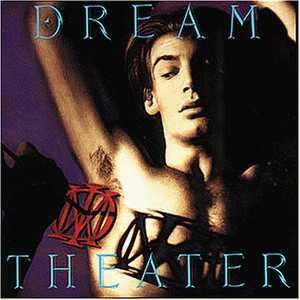 Dream Theater - When Dream and Day Unite cover art