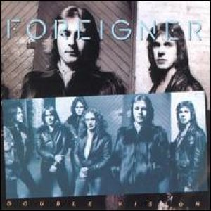 Foreigner - Double Vision cover art