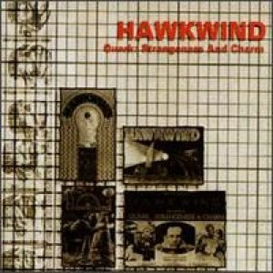Hawkwind - Quark Strangeness and Charm cover art
