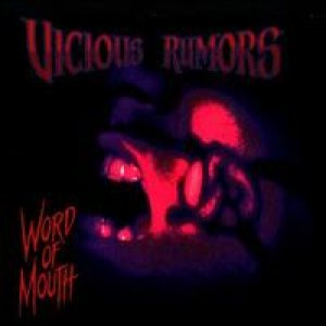 Vicious Rumors - Word of Mouth cover art