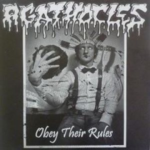 Agathocles - Obey their Rules cover art