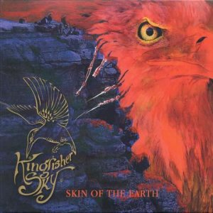 Kingfisher Sky - Skin of the Earth cover art