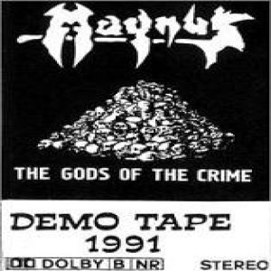 Magnus - The Gods of the Crime (1991) cover art