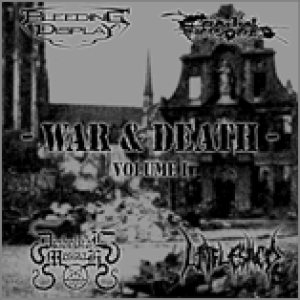 Cranial Incisored / Diabolical Messiah - War and Death Vol. 1 cover art