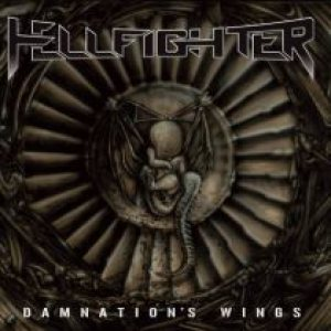 Hellfighter - Damnation's Wings cover art