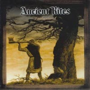 Ancient Rites - Fatherland cover art