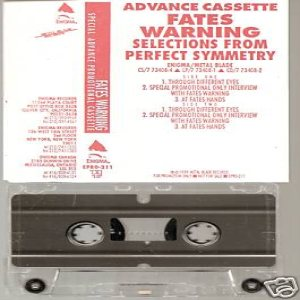 Fates Warning - Selections from Perfect Symmetry cover art