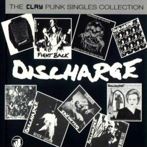 Discharge - The Clay Punk Singles Collection cover art
