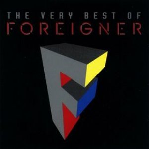 Foreigner - The Very Best Of cover art