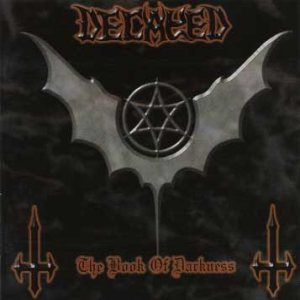 Decayed - The Book of Darkness cover art