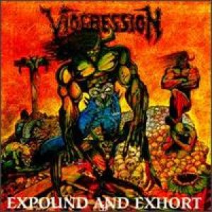 Viogression - Expound and Exhort cover art