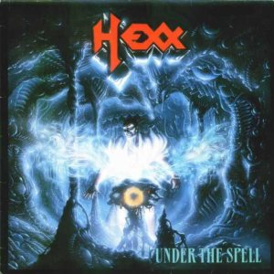 Hexx - Under the Spell cover art