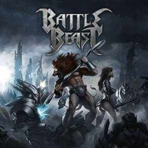 Battle Beast - Battle Beast cover art