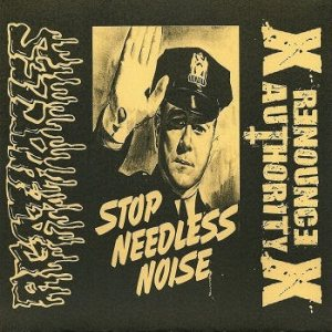 Agathocles - Stop Needless Noise cover art