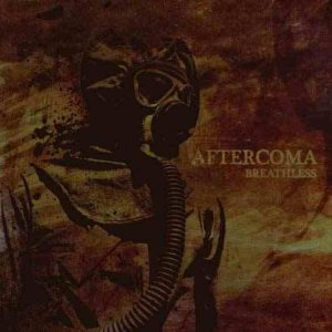 Aftercoma - Breathless cover art