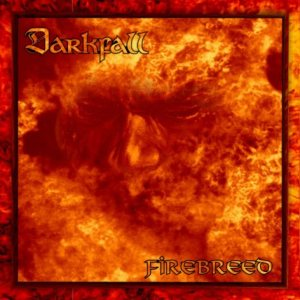 Darkfall - Firebreed cover art