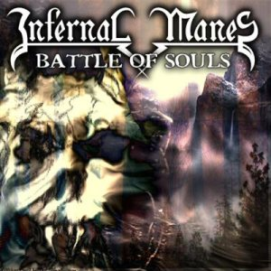 Infernal Manes - Battle of Souls cover art