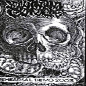 Swinging Corpse - Rehearsal Demo 2003 cover art