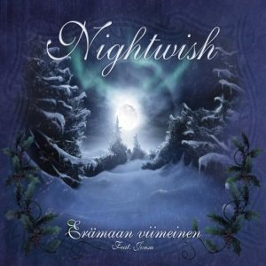 Nightwish - Erämaan viimeinen cover art
