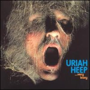 Uriah Heep - Very 'Eavy...Very 'Umble cover art