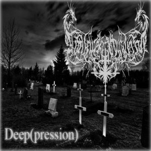 Anthems of Gomorrah - Deep(pression) cover art