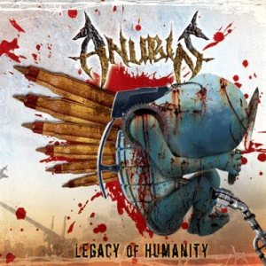 Anubis - Legacy of Humanity cover art