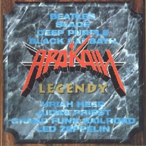 Arakain - Legendy cover art