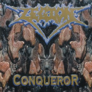 Legion - Conqueror cover art