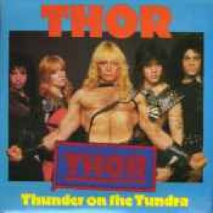 Thor - Thunder on the Tundra cover art