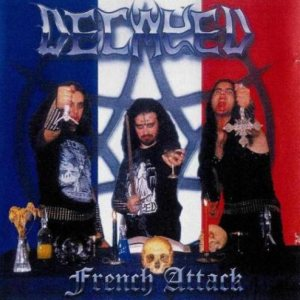 Decayed - French Attack cover art