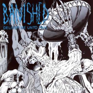 Banished - Deliver Me Unto Pain cover art