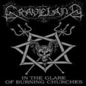 Graveland - In the Glare of Burning Churches cover art